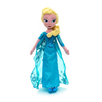 Elsa-Doll-Soft-Toy