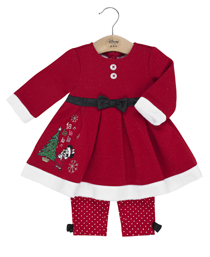 Girls Chrsitmas Dress
