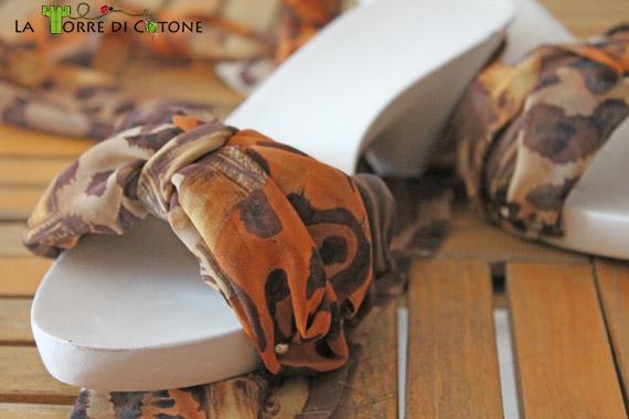 Come rinnovare gli zoccoli di legno