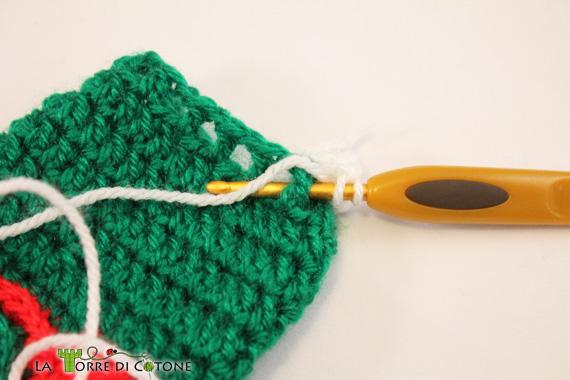 Come fare la calza della befana ad uncinetto
